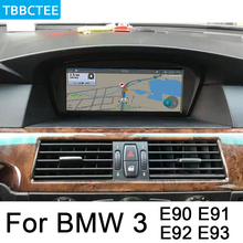 For BMW 3 E90 E91 E92 E93 2009~2012 CIC Android Car GPS DVD Multimedia Player Original Style HD Touch Screen WIFI Google System