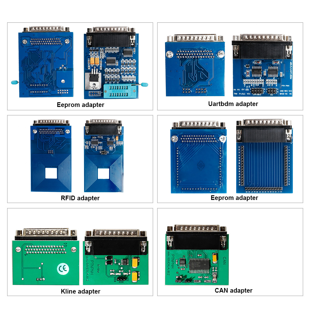 Image 5 - جهاز برمجة Iprog + مفتاح جديد يدعم IMMO + تصحيح الأميال + إعادة ضبط الوسادة الهوائية Iprog Pro to 2019 استبدال Carprog/Digiprog/Tangoبرامج المفاتيح الآلية   -