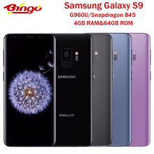 Samsung Galaxy S9 G960U Original Android Teléfono Qualcomm Octa Core 5,8