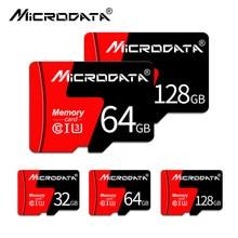 Оригинальный TF карта с фактическим объемом памяти Micro SD 128 Гб 64 Гб 32 Гб картой Micro SD объемом 16 Гб SD/TF флеш-карта, карта памяти Micro SD для телефона