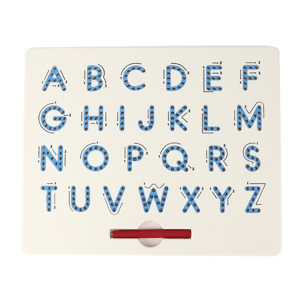 CHILDREN'S Drawing Board Magnetic Writing Board Magnetic Steel Ball Painted Graffiti Magnetic Drawing Board Early Childhood Educ
