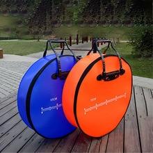 Round EVA Hand Fishing Bags Thickened Multifunctional Fishing Gear