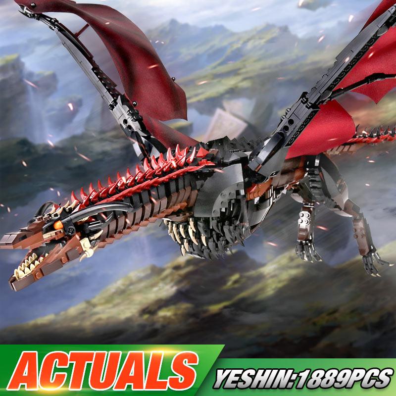 Yeshin K90 The Movie Drogon and Viserion Dragon Model Kits