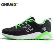 Женские кроссовки для бега onemix увеличивающие вес с дышащей