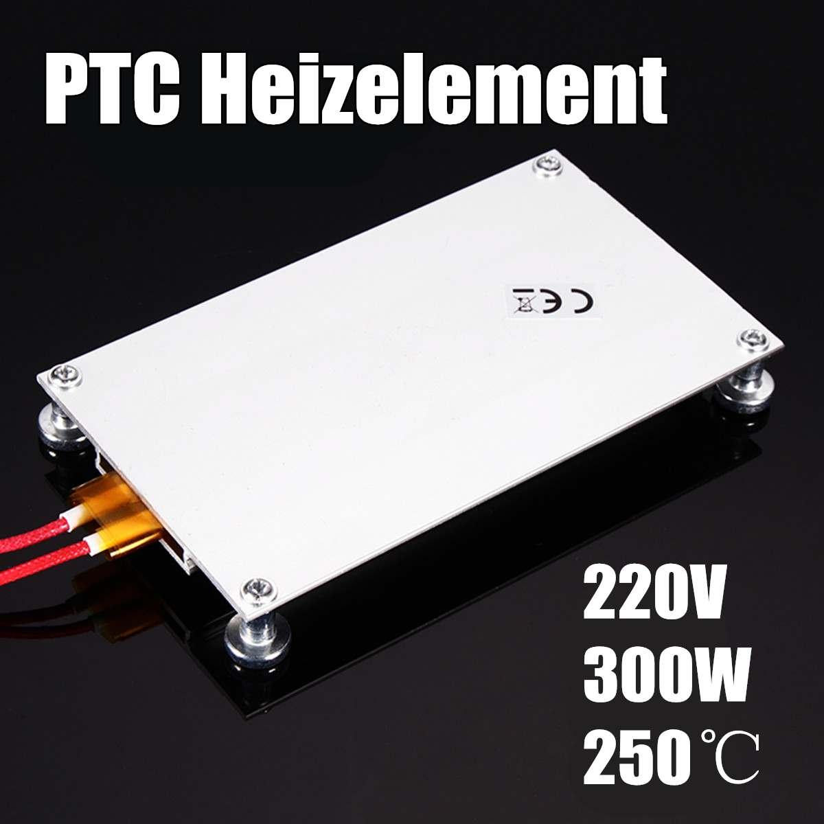 220V 300W LED Remover PTC Heating Soldering Chip Welding Station Split Plate Sheet Board Welding Equipment Tools Solder