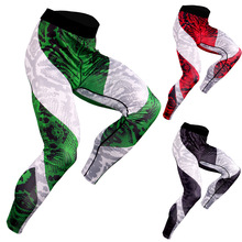 Compression-Pants Jogging-Trousers Training Bottoms New Fitness Gym Sportswear Tights