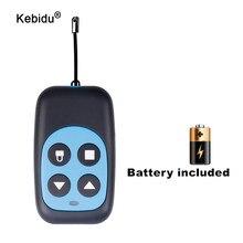 Kebidu 282-868MHZ kopiowanie pilota duplikator do domu elektryczne drzwi garażowe pilot do bramy sterowania klon 433 MHz 315Mhz