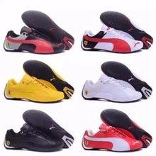 Новинка 2020, Классическая кожаная мужская обувь Future Cat, обувь для гонок Ferraring, спортивная обувь, мужская повседневная обувь, низкие ботинки 36-45