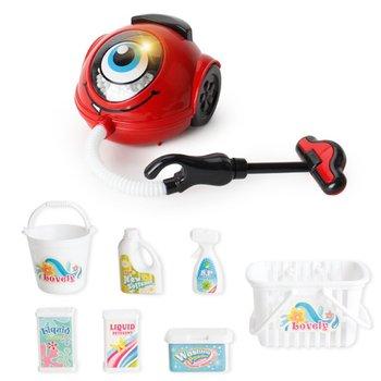 Mini zabawka kuchenna stymulacja urządzenie domowe lalka dla dzieci meble domowe akcesoria elektryczny Model gotowania udawaj zabawkę tanie i dobre opinie OCDAY Z tworzywa sztucznego Unisex 3 lat Meble zabawki zestaw 1 x Children s electric simulation toy