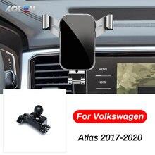 Для volkswagen vw atlas 2017 2018 2019 2020 автомобильный мобильный
