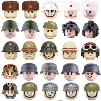 2017 new kazi 4pcs building blocks wolf tooth field team militray army weapons compatible with legoe solider bricks toys WW2 Military Soldiers Weapons Accessories building blocks Military Army Weapons Guns Helmets Bricks Weapons Parts blocks toys