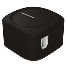 Toothbrush-Holder Disinfection-Box And LED Sterilizings Plug-In Portable Wall-Mounted
