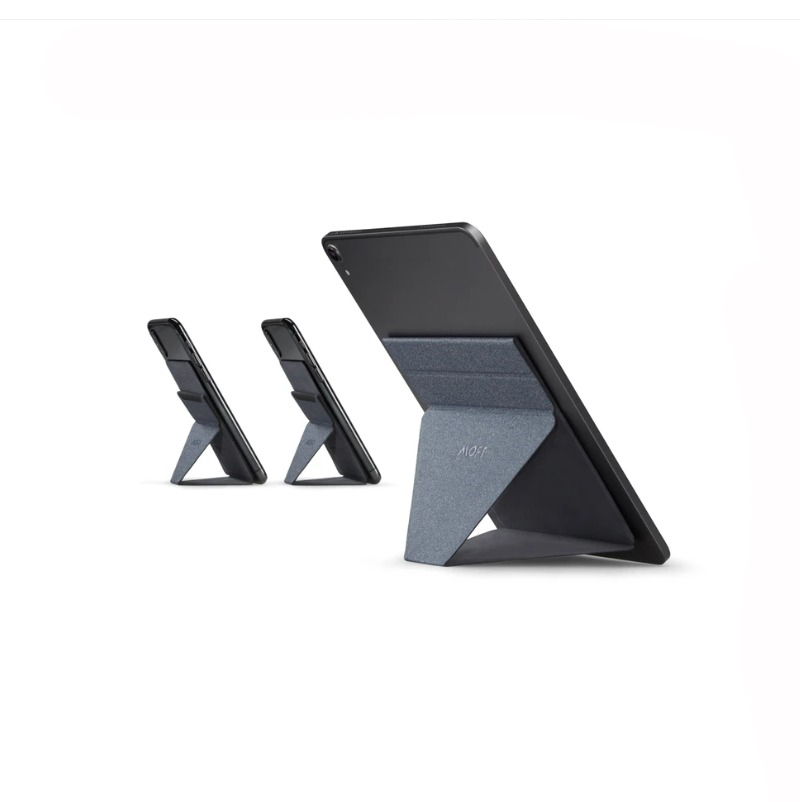 Applicable To MOFT X Ultra-thin Stealth Apple Phone Card Holder Bracket Folding Portable Car Desktop Lazy Card Holder Bracket