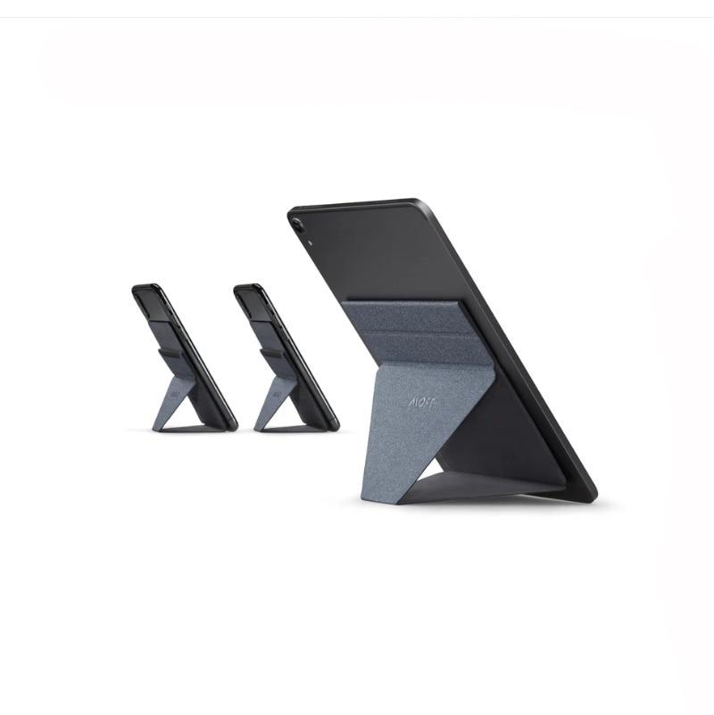 Applicable To MOFT X Ultra-thin Stealth Apple Phone Card Holder Bracket Folding Portable Car Desktop Lazy Card Holder Bracket