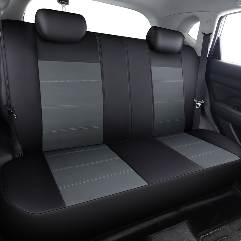 Couverture de Siège de voiture de 11 pièces En Cuir Pu Siège Appuie Automatique pour Chevrolet Captiva 2017 Chevy Cruze Equinox 2018 Lacetti Malibu - 5