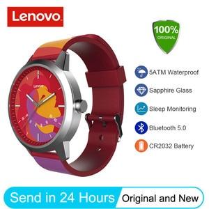 Original New Lenovo Smart watch 9 Sleep Monitoring Waterproof Women Man for Android Phone Smartwatch Fashion Boy Student gifts