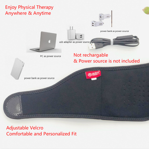 Image 4 - Graphene times Hot Multifunctional Electric Wrist Heating Brace Infrared Wrist Therapy Easy to Use