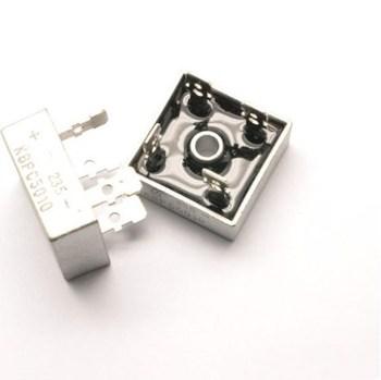100 sztuk KBPC5010 50A 1000V diodowy mostek prostowniczy kbpc5010 tanie i dobre opinie AEYWVRL Falownik konwerter Bezpo¶rednio hole