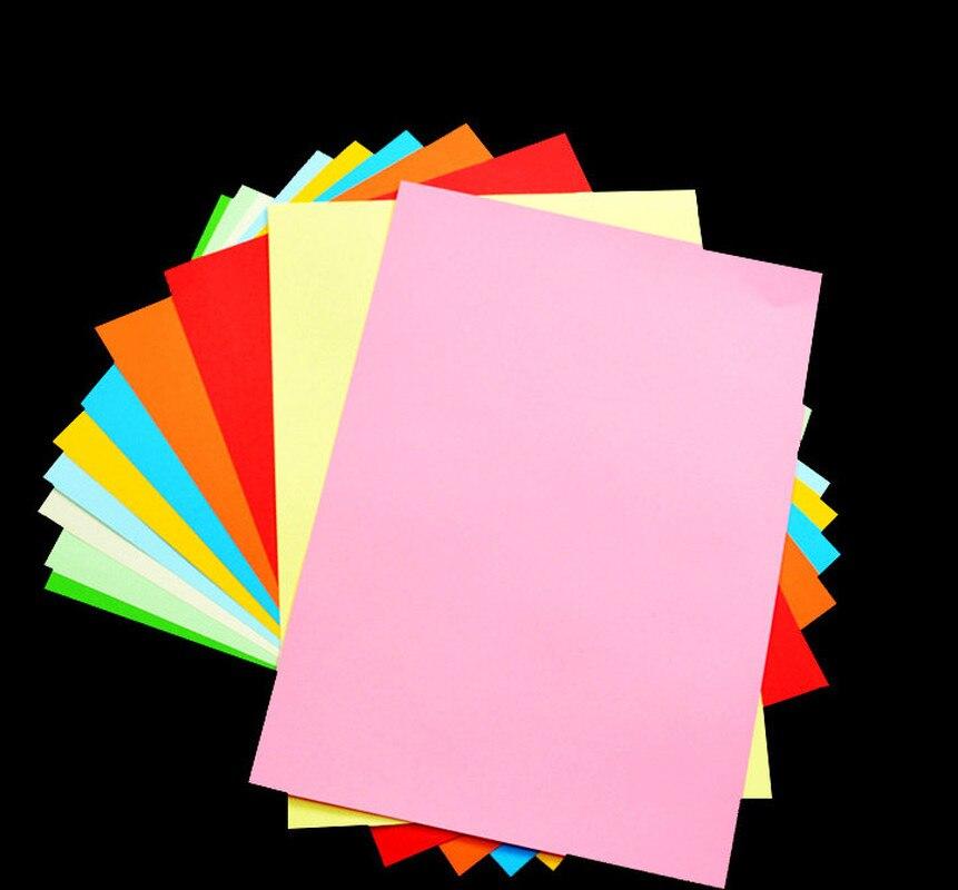 100pcs A4 Colour Office…