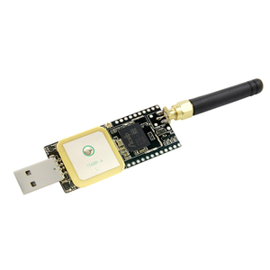 Image 4 - LILYGO®& SoftRF TTGO T モーション S76G Lora チップ LORA 868Mhz アンテナ GPS アンテナ USB コネクタ開発ボード