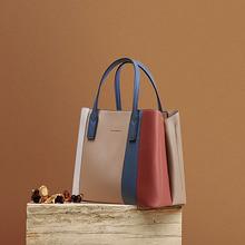 WILLIAMPOLO Tote Bag 2020 nowy modny podmiejski szwy torebka jedno ramię stiletto damska torba o dużej pojemności proste tanie tanio Torebka na co dzień Skóra syntetyczna z mikrowłóknami CN (pochodzenie) SOFT Boczna kieszeń WOMEN NONE LOCK Versatile