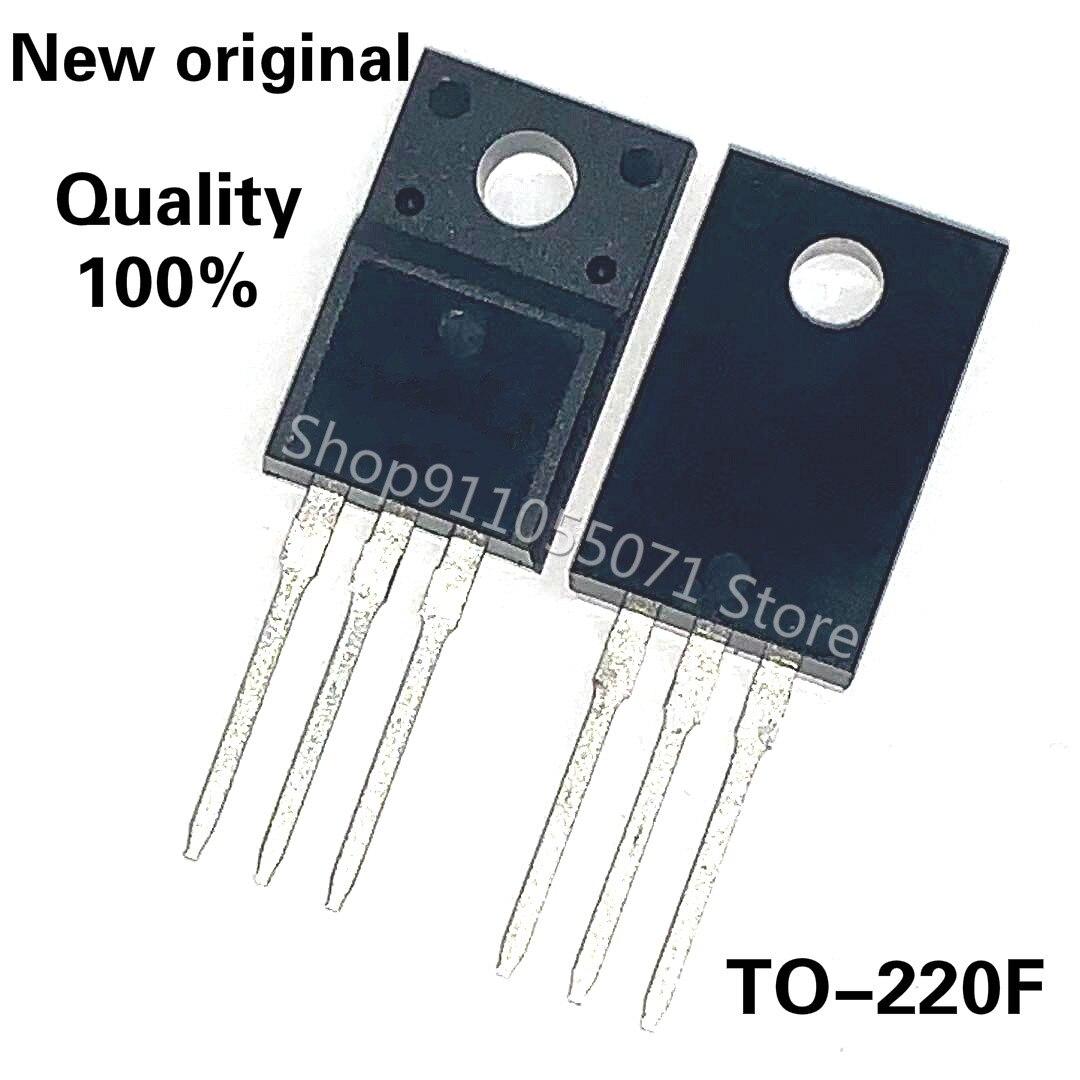 10 шт./лот FQPF4N60C TO-220F 2.6A 600V New spot hot sale