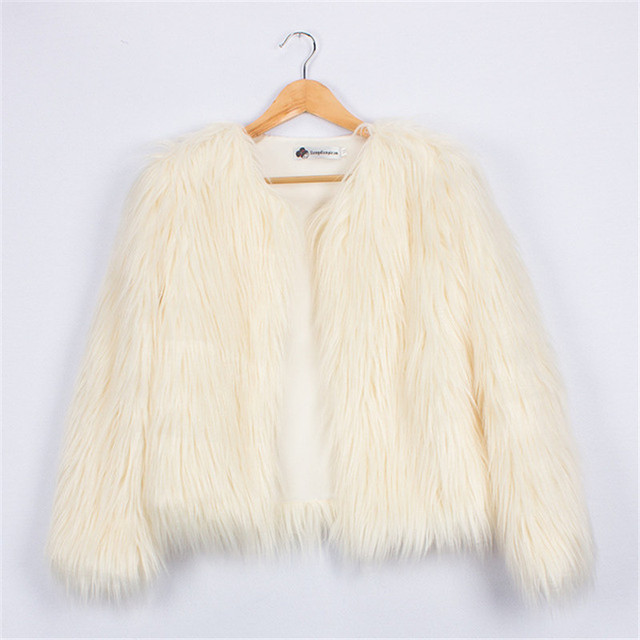 Winter Family Matching Clothing Mother Daughter Fur Faux Tassels Coat Thicken Warm Outwear Mom Girls Matching Jackets H0931 5