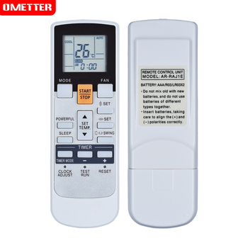 ac air conditon remote control for ac AR-RAJ1E Air condition remote control new replacement for fujitsu ar pv1 universal ac a c air conditioner remote control ar dj5 ar je5 ar pv1 ar pv2 ar pv4 ar je7
