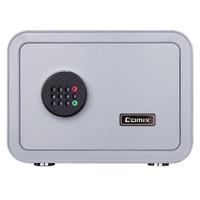 Comix Digital Security Safe Box and Lock Box Money Box Strongbox Solid Steel Electronic Safe Box With Digital Keypad 25x35x28cm