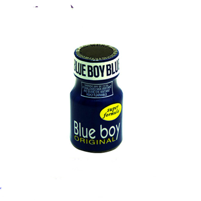 Rush Poppers Gayboy Gay Rush Blue Boy 10ml