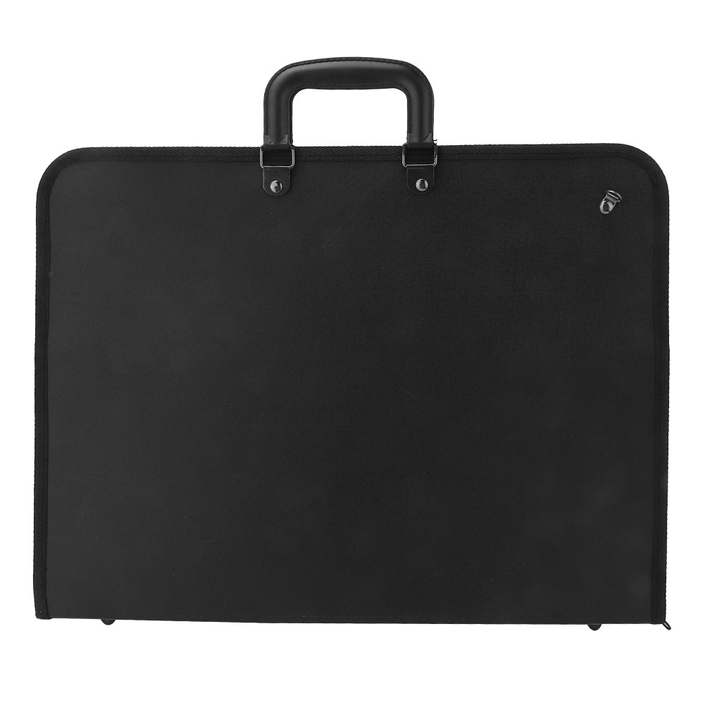 Portable Painting Board Bag Document Carry Case A3 Drawing Sketch Board Storage File Bags Filing Products Free Shipping