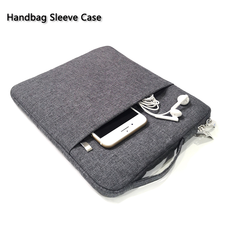 Handbag Sleeve Case For Samsung Galaxy Tab S6 10.5 2019 SM T860 T865 Pouch Bag Cover for Samsung Galaxy tab s5e 10.5 T725 case image