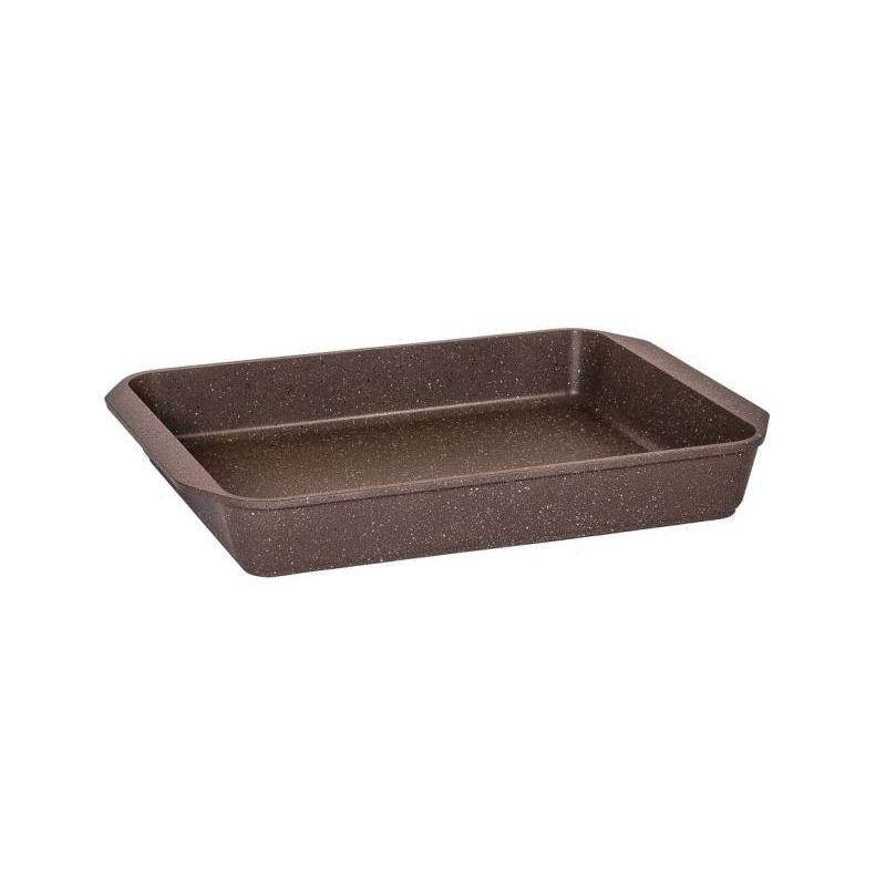 Baking Tray Dream, Granite, Brown, 27*36 cm baking tray dream granite 33 22 cm