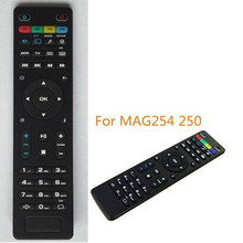 Remote Control For Mag254 Replacement TV Box Controller For Mag 250 254 255 260 261 270 IPTV TV For Set Top Box(China)