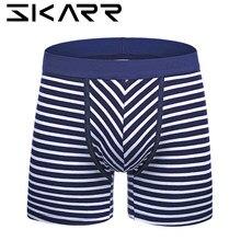 Caleçon en coton pour Homme, sous-vêtement masculin, Boxer Sexy, Slip, caleçon, Calvin Jockstrap, ensemble Gay