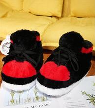 Pantoufles dhiver en mousse pour femmes, chaussures chaudes pour pain, pantoufles mignonnes pour amoureux, tendance sans lacet