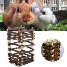 Новая подставка для домашних животных кормушка из натурального
