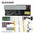 SUNYIMA 2000 Вт Модифицированная синусоида для чистой синусоидальной волны инверторная плата Diy комплекты с радиаторами DC380V/AC16V к AC220V