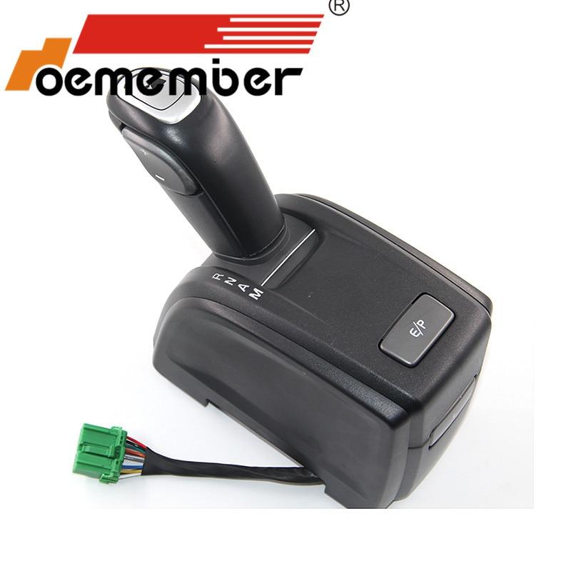 Рычаг переключения передач 24 В, левый рычаг переключения передач I-Shift для VOLVO 21456377 21073025 21937969 21024535