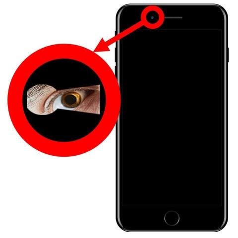 cobre 10mm etiqueta anti voyeur privacidade seguranca