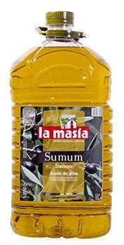 La Masia Sumum Huile d'olive intense 5 l