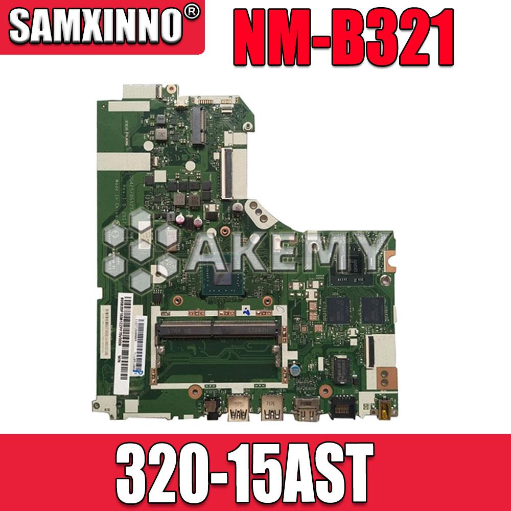NM-B321 motherboard for Lenovo 320-15ACL 320-15AST motherboard DG425 DG525 DG725 NM-B321 AMD CPU Test OK original work