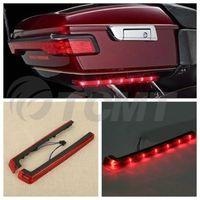 Tour Pak Pack Accent Side Panel LED Light For Harley Davidson Touring FLT FLHT FLHTCU 06 18 motorcycle