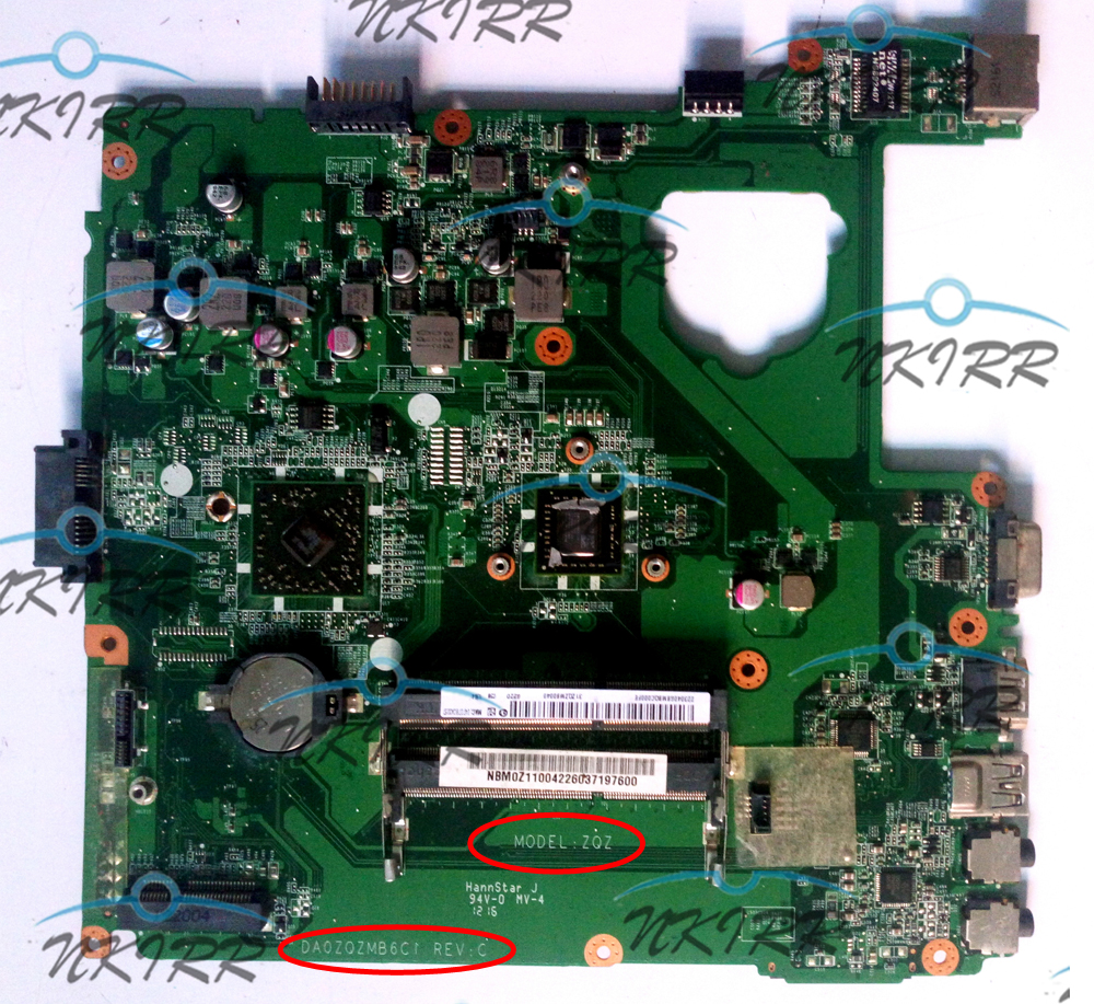 DA0ZQZMB6C1 ZQZ DA0ZQZTH6A0 NBM0Z11001 NBM0Z11002 NBM0Z11003 NBM0Z11004 AMD CPU motherboard for ACER Aspire E1-421