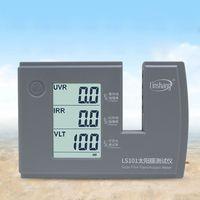 LS101 Window Tint Glass Solar Film Transmission Meter Ultraviolet Infrared Rejection Rate UVR IRR VLT Tester