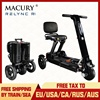 RELYNC R1 3 Wheel Electric Mobility Scooter for Elderly And Disabled Foldable Suitcase-like Mobile Scooter Portable Wheelchair