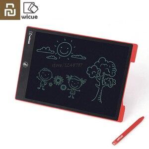 Image 1 - 12in Youpin Wicue LCD écriture tablette écriture conseil Singe couleur électronique dessin imaginer tablette graphique pour bureau denfant