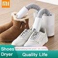 Xiaomi Deerma оригинальная Hx10 интеллектуальная многофункциональная Выдвижная сушилка для обуви многофункциональная стерилизация u-образной фор...