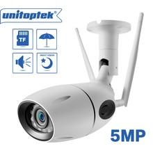 HD 1080P 5MP IP Camera WIFI Draadloze ONVIF CCTV Bullet Netwerk Camera Outdoor Twee weg Audio Micro SD card Slot Max 64G P2P iCsee