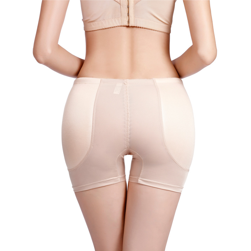 Soutiens Plus Size 4xl Sexy Butt Lifter Shapewear Women Fake Butt And Hips Enhancer Padding Body Shaping Control Panties Hipbone
